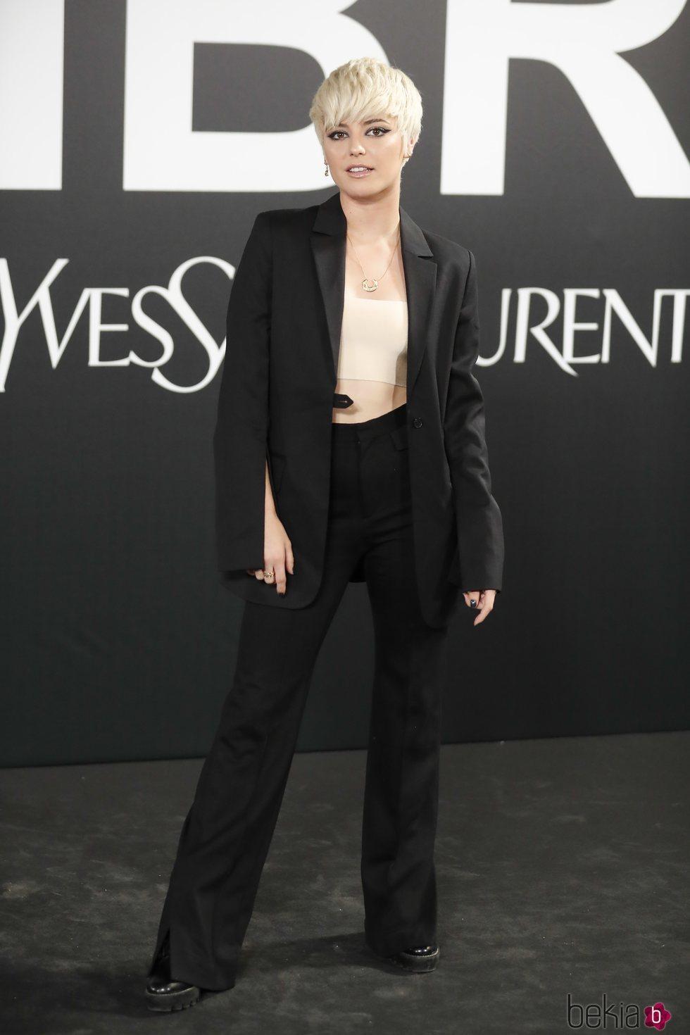 Alba Reche en la fiesta de presentación del perfume 'Libre' de Yves Saint Laurent