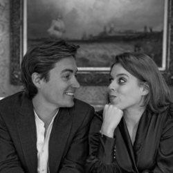 La Princesa Beatriz de York y Edoardo Mapelli Mozzi, divertidos y enamorados
