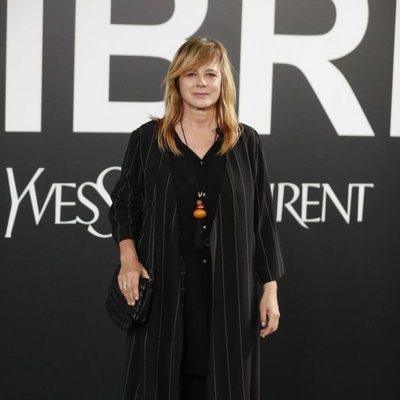 Emma Suárez en la fiesta de presentación del perfume 'Libre' de Yves Saint Laurent