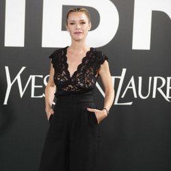 María Esteve en la fiesta de presentación del perfume 'Libre' de Yves Saint Laurent