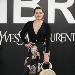Adriana Torrebejano en la fiesta de presentación del perfume 'Libre' de Yves Saint Laurent