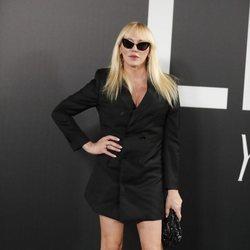 Topacio Fresh en la fiesta de presentación del perfume 'Libre' de Yves Saint Laurent