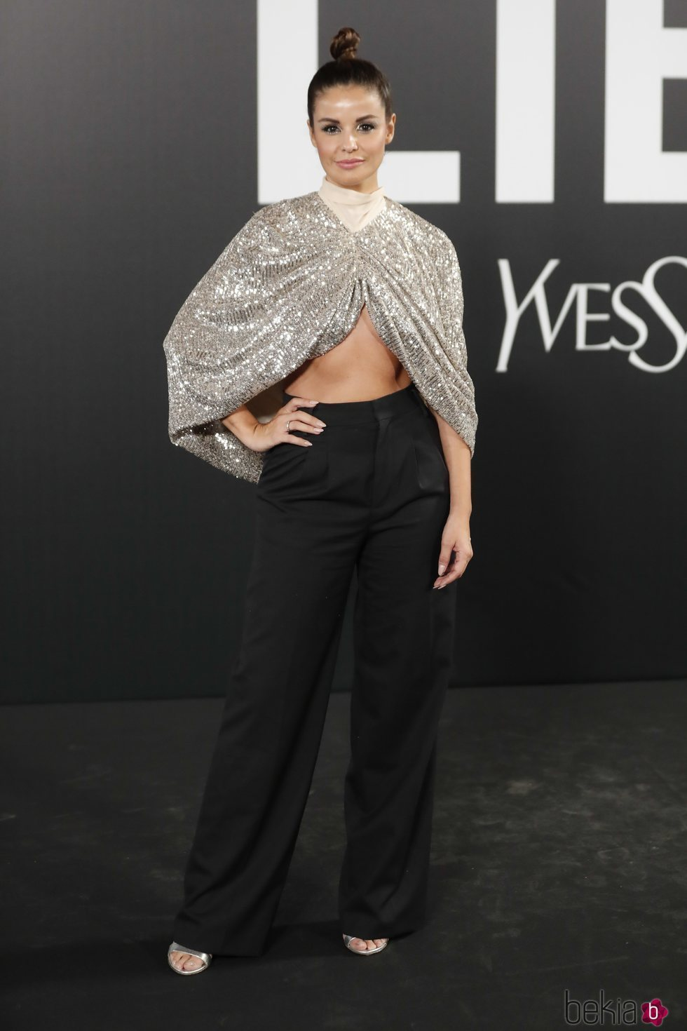 Marta Torné en la fiesta de presentación del perfume 'Libre' de Yves Saint Laurent