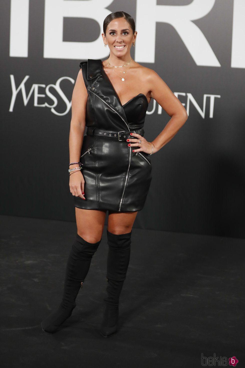 Anabel Pantoja en la fiesta de presentación del perfume 'Libre' de Yves Saint Laurent