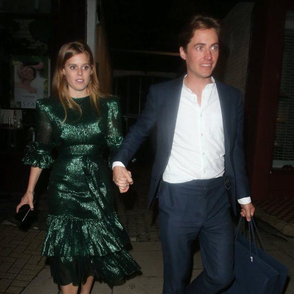 Beatriz de York y Edoardo Mapelli Mozzi, el amor de la princesa y el empresario