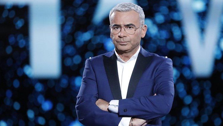 Jorge Javier Vázquez, muy serio en la gala 5 de 'GH VIP 7'