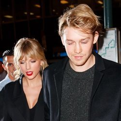 Taylor Swift y Joe Alwyn en Nueva York