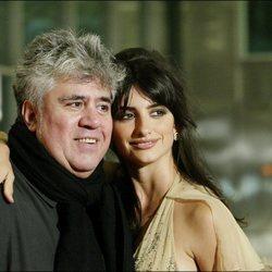 Pedro Almodóvar y Penélope Cruz juntos