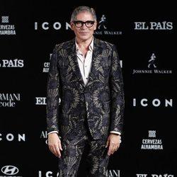 Boris Izaguirre en los Premios Icon 2019
