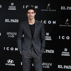 Juan Betancourt en los Premios Icon 2019