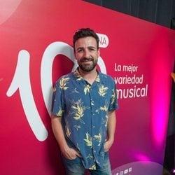 Funambulista en 'La verbena' de Cadena 100