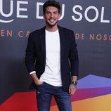Carlos Right en el estreno del espectáculo de Leo Messi en el Circo del Sol