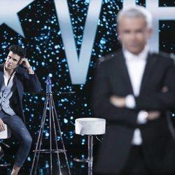 Kiko Jiménez enfadado durante la sexta gala de 'GH VIP 7'