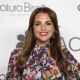 Paula echevarría en el photocall de la fiesta del 25 aniversario de Tacha Beauty