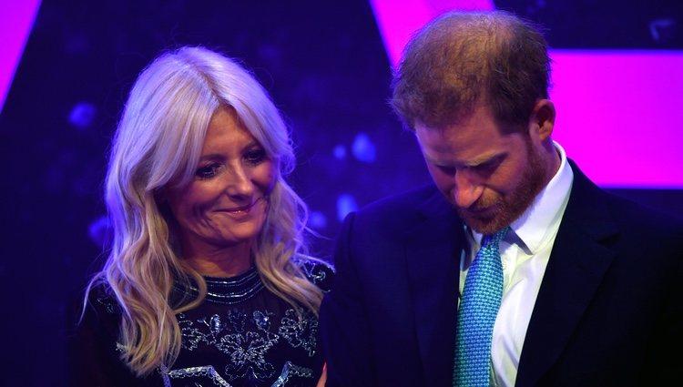 El Príncipe Harry, muy emocionado al hablar de su hijo Archie