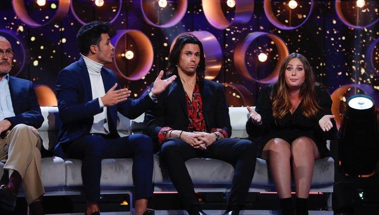 Rocío Flores discute con Kiko Jiménez en la gala 7 de 'GH VIP 7'