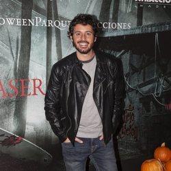 Javier Pereira en la presentación de la 'Halloween week 2019' del Parque de Atracciones de Madrid