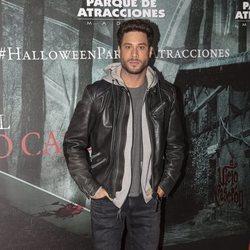 José Lamuño en la presentación de la 'Halloween week 2019' del Parque de Atracciones de Madrid