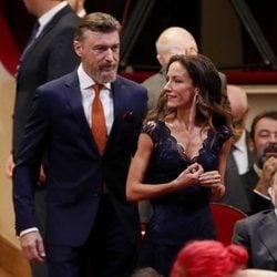 Telma Ortiz y Robert Gavin Bonnar llegan a los Premios Princesa de Asturias 2019