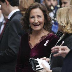 Paloma Rocasolano en los Premios Princesa de Asturias 2019