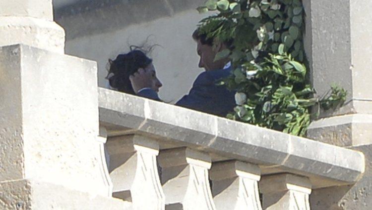Rafa Nadal y Xisca Perelló recién casados