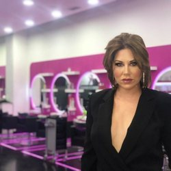 La cantante Tamara presume de cambio de look por sus 20 años de cerrera