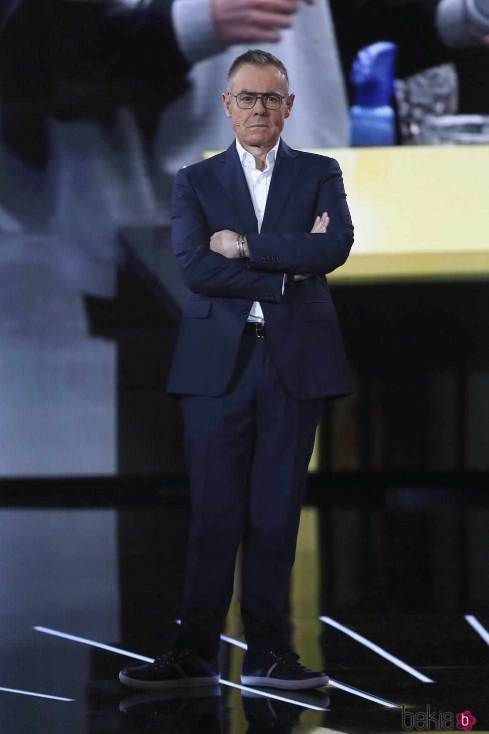 Jordi González en el sexto debate de 'GH VIP 7'