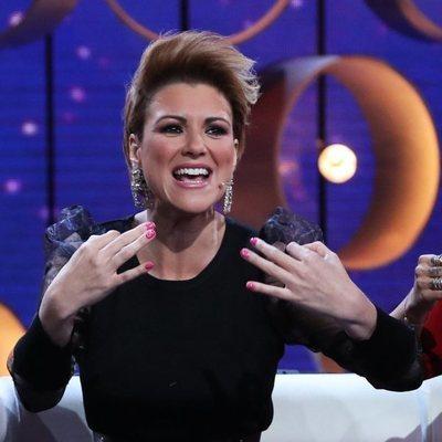 María Jesús Ruiz hablando en el sexto debate de 'GH VIP 7'
