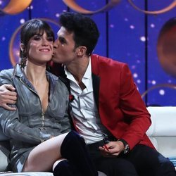 Sofía Suescun y Kiko Jiménez, acaramelados en el sexto debate de 'GH VIP 7'