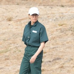 Felicity Huffman en la cárcel de Los Ángeles cumpliendo condena por participar en unos sobornos millonarios