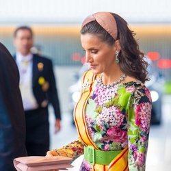 La Reina Letizia en la entronización de Naruhito de Japón