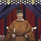Naruhito de Japón en su entronización como Emperador