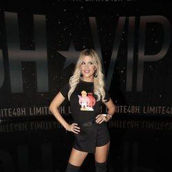 Ylenia Padilla en la sexta gala de 'Límite 48 horas'