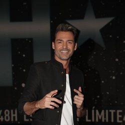 Hugo Castejón en la sexta gala de 'Límite 48 horas'
