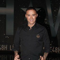 Dinio García en la sexta gala de 'Límite 48 horas'