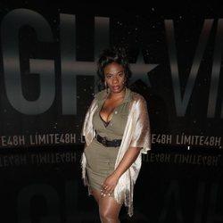 Carolina Sobe en la sexta gala de 'Límite 48 horas'