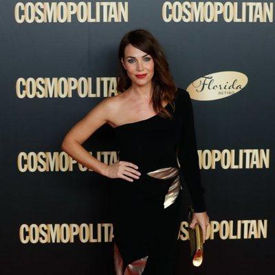 Nerea Garmendia en el photocall de los Premios Cosmopolitan 2019