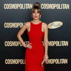 Edurne en el photocall de los Premios Cosmopolitan 2019