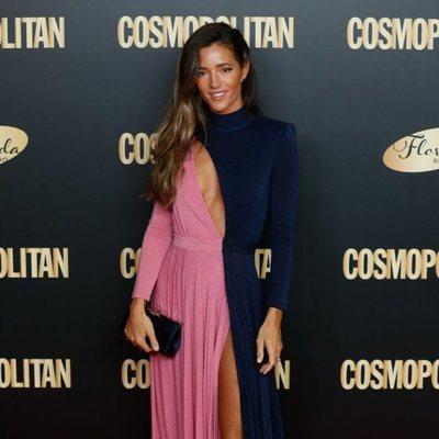 Malena Costa en el photocall de los Premios Cosmopolitan 2019