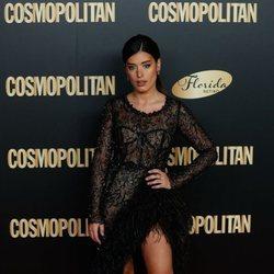 Dulceida en el photocall de los Premios Cosmopolitan 2019