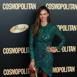 Helen Lindes en el photocall de los Premios Cosmopolitan 2019
