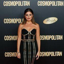 Marta Torné en el photocall de los Premios Cosmopolitan 2019