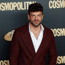 Ricky Merino en el photocall de los Premios Cosmopolitan 2019