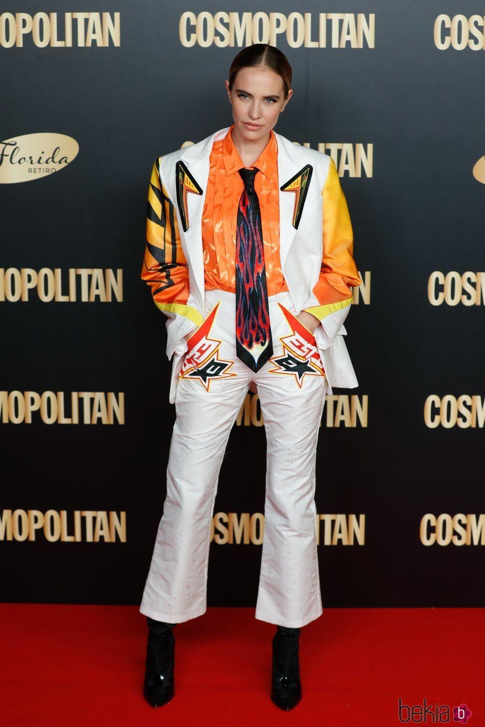 Brisa Fenoy en el photocall de los Premios Cosmopolitan 2019
