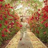 Isabel de Bélgica cuando era pequeña