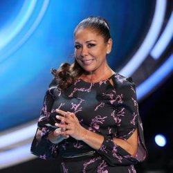 Isabel Pantoja en la presentación de 'Idol Kids'
