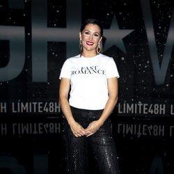 Nagore Robles en la séptima gala de 'Límite 48 horas'