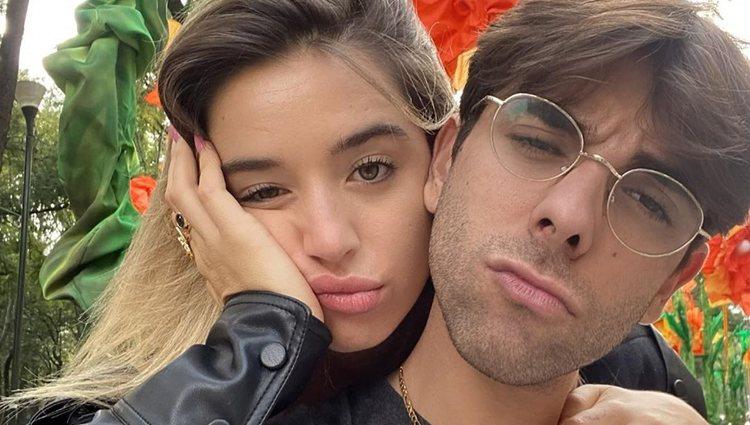 Lola Índigo y Don Patricio juntos en México