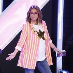 Toñi Moreno bailando en 'Aquellos maravillosos años'