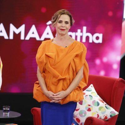 Ágatha Ruiz de la Prada en 'Aquellos maravillosos años'